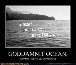 GODDAMNIT OCEAN,