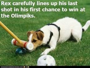 Kamp Olimpiks - Croquet