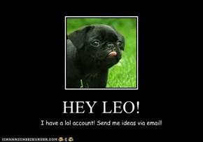 HEY LEO!