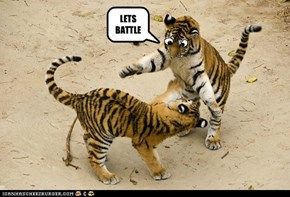 LETS  BATTLE