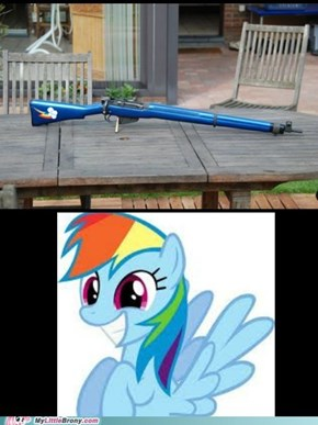 Dashie approves