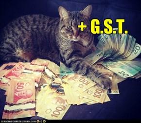 + G.S.T.