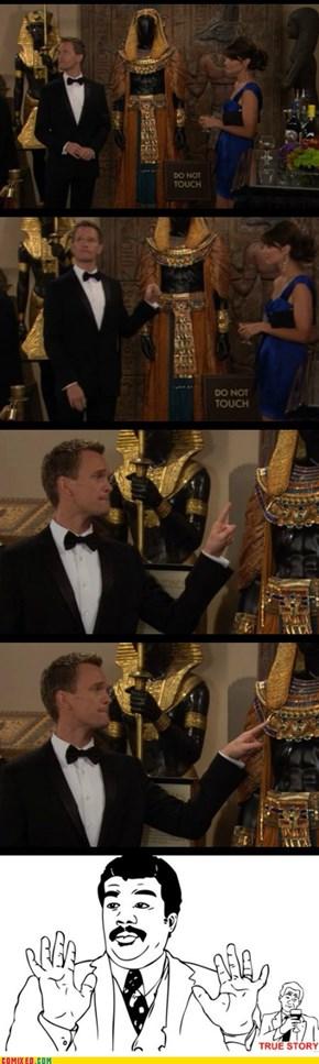Badass Barney