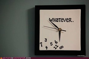 Apathy Clock