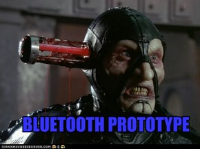 BLUETOOTH PROTOTYPE