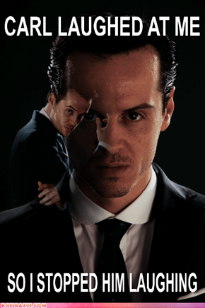 Manic Moriarty