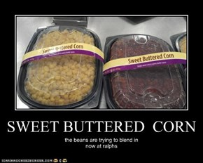 SWEET BUTTERED  CORN