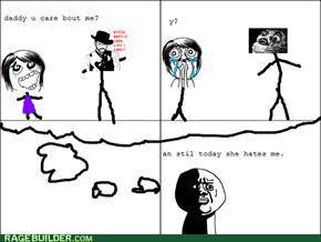 daughter rage(: