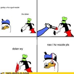 Dolan's nu nozzle