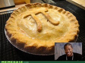I heard you like pi