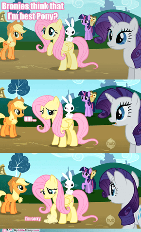 Don't Feel Bad Fluttershy