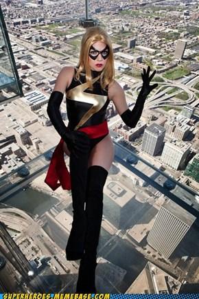 Well Hello, Ms. Marvel