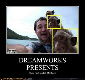 DREAMWORKS PRESENTS