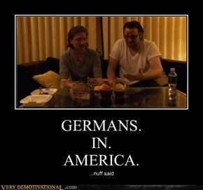 GERMANS. IN. AMERICA.