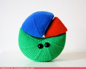 Huggable Pie Chart