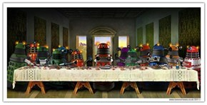 The Dalek Supper