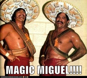 MAGIC MIGUEL!!!!