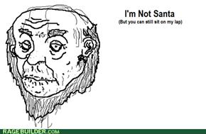 I'm Not Santa.