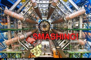 The LHC is just smashing!