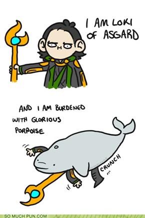 Loki's Burden