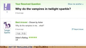 Stay Away From Twilight!