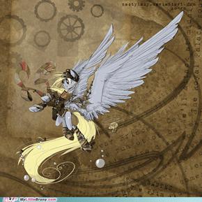 Steampunk Messenger