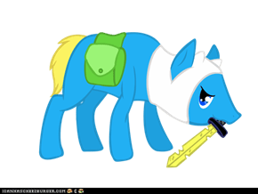 why isint there any good adventure time ponies?