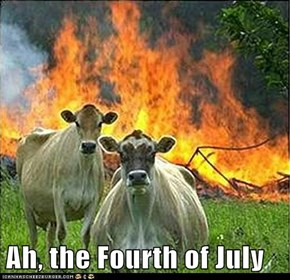 Ah, the Fourth of July