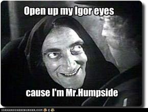 Damn your eyes!
