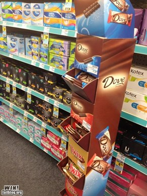 Well played CVS, well played