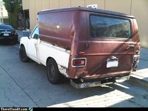 Meet the New Truck/Van Crossover: THE TRAN.