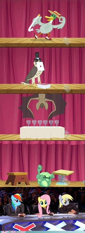 Equestria's Got Talent