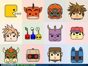 Video Game Avatars