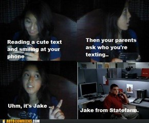 Why Is It Always Jake?