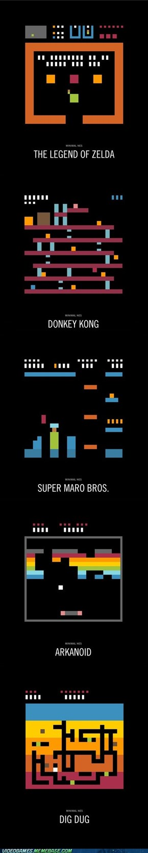 Minimal NES