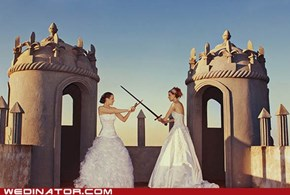 Bride Fight