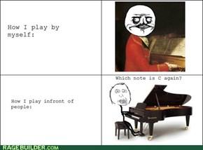 Piano rage