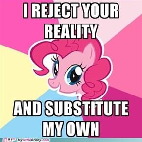 Pinkie Pie logic