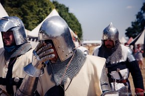 Ren Faire Armored Robbery of the Day