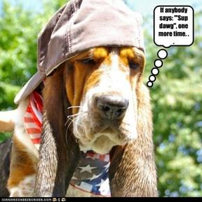 I'm Dog-Tired Hearing It