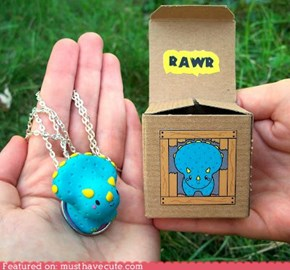 RAWR-o-saur!