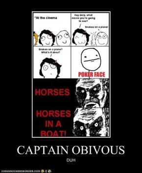 CAPTAIN OBIVOUS