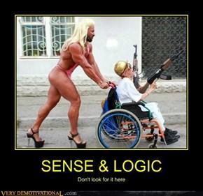 SENSE & LOGIC