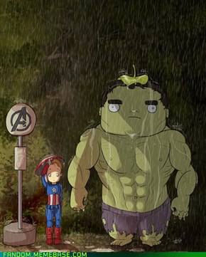 My Neighbor The Hulk