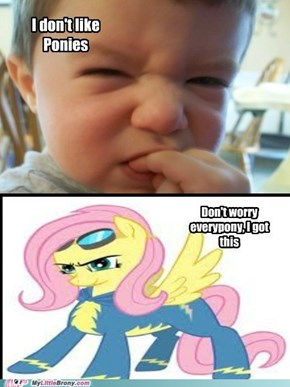 Fluttershy, please don't use the look
