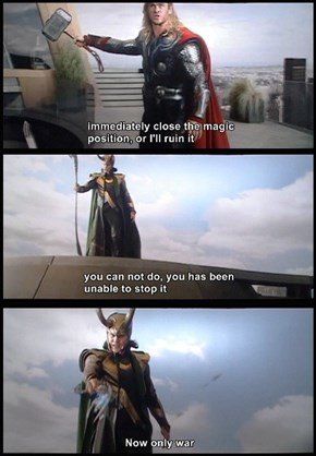 Avengers Subtitles of the Day