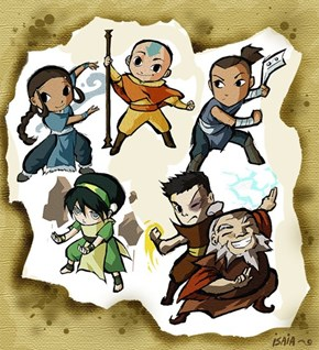 Avatar: the Last Wind Waker