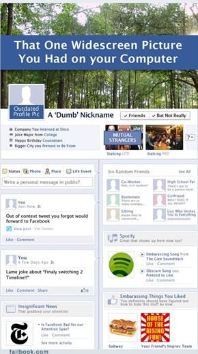 Your Facebook Timeline