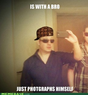 Scumbag photographer