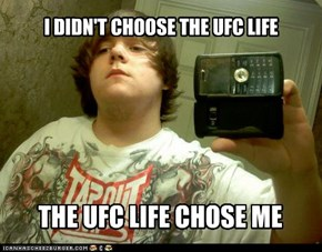 Uneducated MMA Fan on Life